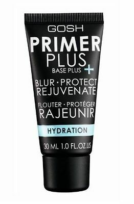 GOSH Foundation Primer Plus Hydration Blur Protect  All Skin Types 30 ml