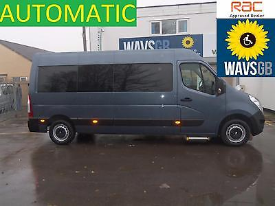 Renault Master 2.3 LM35dCi Mobility Wheelchair Access Vehicle Disabled Bus