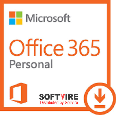 Office 365 Personal LIFETIME Subscription  PC/Mac