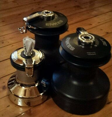 A Pair Of High Quality Self Tailing Winches