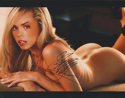 Billie Piper (Full Nude) Doctor Who Penny Dreadful RARE NICE BUTT SIGNED RP 8X10
