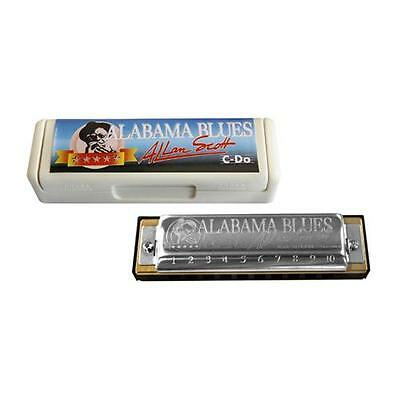 HOHNER Armonica ALABAMA BLUES in DO 502/20