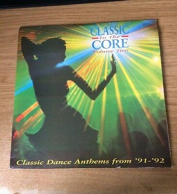 Classic To The Core - Volume 2, 3x Vinyl LP (House/Breakbeat) 1996