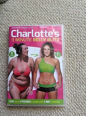 Charlotte Crosby 3 Minuet Belly Blitz