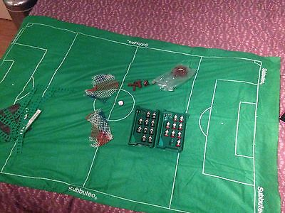 Usa 94 Subbuteo Accesories,,pitch/teams Etc...see Pics..