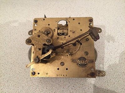 Kienzle Clock Movement Spares Or Restoration