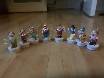 8    Figure  Disney  Snow White and the Seven Dwarfs