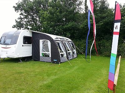 seasonal caravan pitch in Cornwall on the south coast near to Mevagissey