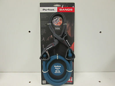 New Perfect Fitness Attached Loop Band - Heavy Resistance
