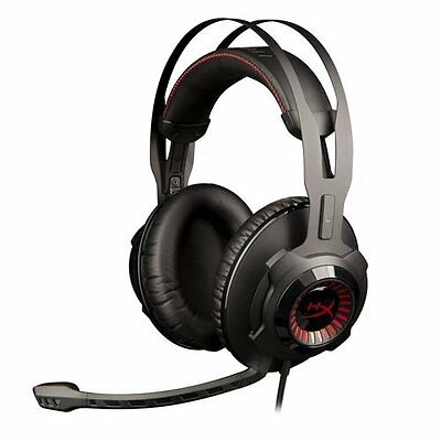 HyperX Cloud Revolver Pro Gaming Stereo Headset for PCs/Xbox One/PS4/Wii U/Mac