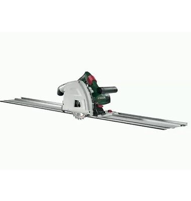 parkside plunge saw with 140cm guide rail new boxed