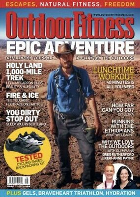 Outdoor Fitness Magazine #57 - BUMPER 80 PAGE GEAR GUIDE INSIDE! (NEW)