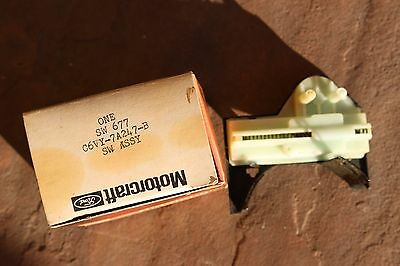 1966 lincoln continental neutral safety switch nos new old. Black Bedroom Furniture Sets. Home Design Ideas