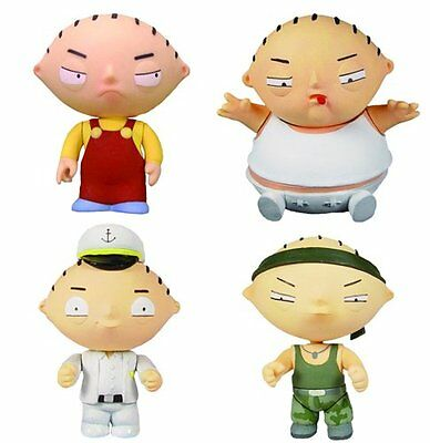 Family Guy - Stewie Griffin Action Figure Box Set
