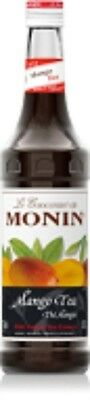 MONIN Mango Ice Tea Concentrate