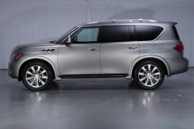 2013 Infiniti QX56 Base Sport Utility 4-Door $79,835 MSRP 4WD Theater Technology Deluxe Touring Pkgs 22's BOSE Warranty