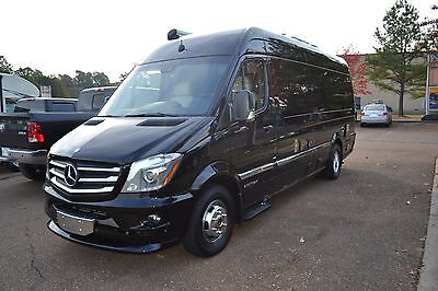 2016 Air Stream  Interstate 3500 EXT Grand Tour Pre-Owned
