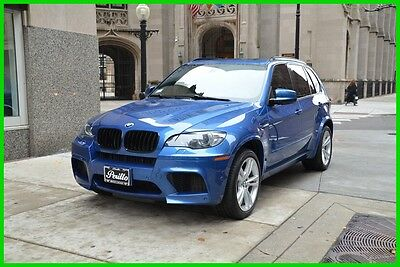 2012 BMW X5 2012 BMW X5M 2012 Used Turbo 4.4L V8 32V Automatic AWD SUV Moonroof Premium