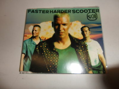 Cd   Scooter  ‎– Faster Harder Scooter