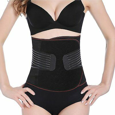 Elastic Breathable Invisible Postpartum Belt Maternity Postnatal Recovery Girdle