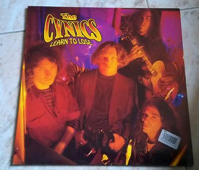 Vinile THE CYNICS: LEARN TO LOSE  Get Hip 1990 GARAGE USA