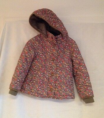 M&S Girls Quilted Jacket 1.5-2 yrs