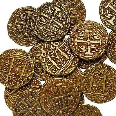 Pirate Coins/ Treasure/ Gold Effect / *** Buy 5 Get 1 Free ***
