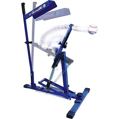 Louisville Slugger L60111 Blue Flame Ultimate Pitching Machine