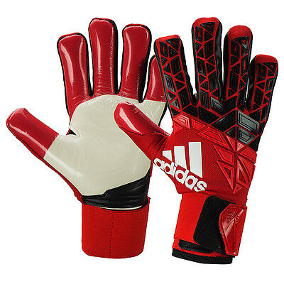 the best attitude 5af22 434d1 ADIDAS ACE TRANS Pro GK Goalkeeper Gloves Soccer Football Red/Black/White  AZ3690