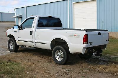 1999 Ford F-250  1999 Ford F250 super duty *7.3L POWER STROKE* {{4WD}}~~mechanic special~~