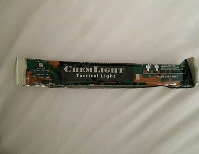 Cyalume glow sticks X100 army issue tactical light camping chemlight 12 hour