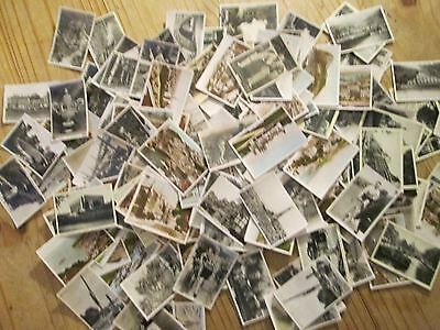 Job Lot. 130+ Large Cigarette Cards. All Real Photographs