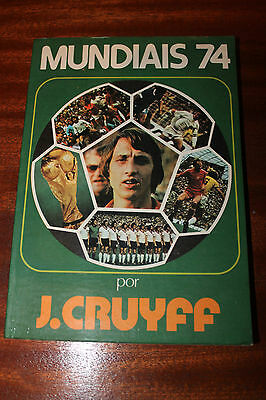 FIFA World Cup 1974 in Germany - CRUYFF BECKENBAUER MULLER