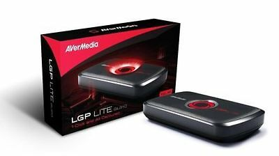 AVerMedia - GL310 LGP Lite, Capture up to 1080p 60Mbps for XBOX ONE/PS4