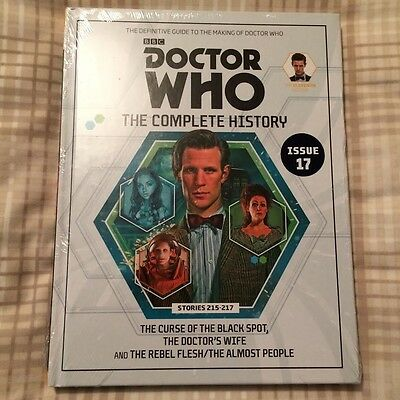 Doctor Who The Complete History Issue 17 Volume 67 New and Sealed