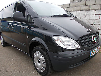Mercedes Vito 2.1 Diesel Wheelchair Accessible Vehicle,   Only 20,000 miles