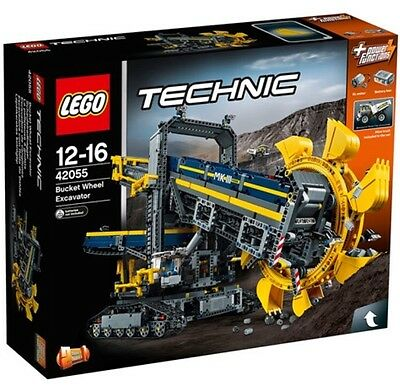 LEGO Technic Bucket Wheel Excavator (42055)