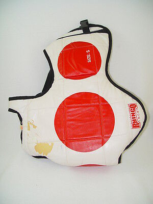 RHINGO Martial Arts Sparring Pad Adult S