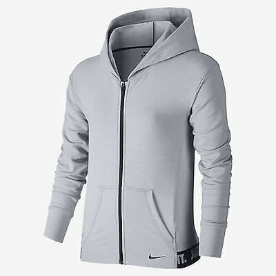 NIKE Tech Fleece OBSESSED FULL-ZIP Premium Touch HOODIE 10-11 y.o. GIRL Size M