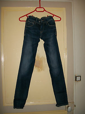 Jeans PEPE JEANS taille 12 ans bleu