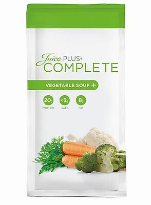 Juice Plus + zuppe vegetali complete