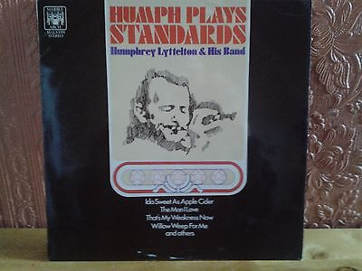 Humphrey Lyttelton – Humph Plays Standards Label: Marble Arch Records – MALS13