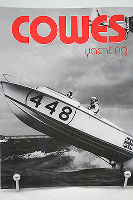 Original COWES YACHTING 2010 Summer Magazine / Cruising Dreams 90 Pages