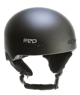 Red / Burton Pure Womens Helmet (Extra Small) Steve's Snow Store $129.95