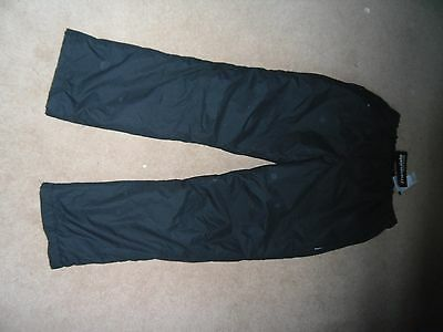 Crane mens thermal outdoor trousers  size L new