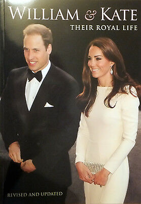 **BRAND NEW AND MINT CONDITION** William and Kate: Their Royal Life Book