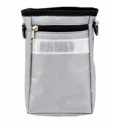 Portable Pet Training Special Pockets Pouch Dog Treat Snack Bag w/Buckle Belt