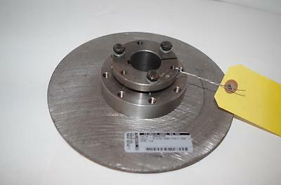 "Tolomatic # 08020120  8"" Disc Assy.  Bore: 1.250"""