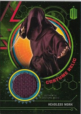 Doctor Who Extraterrestrial Encounters - Headless Monk's Robe Costume 486/499