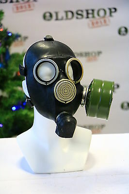 WW2 Russian USSR Gas Mask GP-7 with filter bag NEW GENUINE COOL FUNY GIFT
